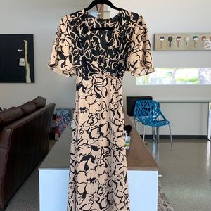 House of Harlow wrap dress